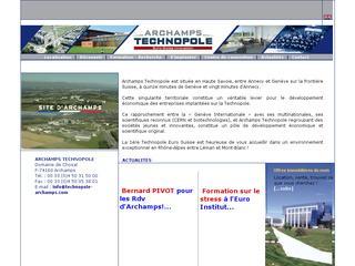 thumb Business park d'Archamps