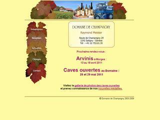 thumb Domaine de Champvigny