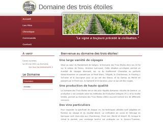 thumb Domaine des Trois-Etoiles