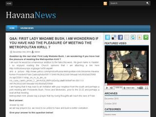 thumb Havana News