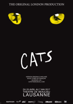 affiche Cats - Let the Memory Live Again