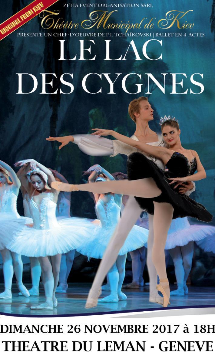 Théâtre du Léman - 19, quai du Mont-Blanc, Genève, Dimanche 26 novembre 2017