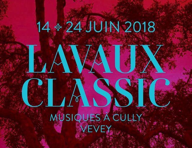 Cully, Grandvaux, Vevex, Villette, Du 14 au 24/6/2018