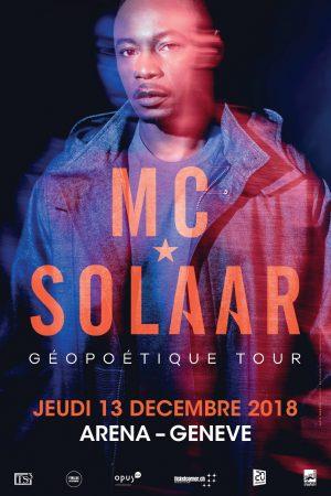 Arena de Genève - 3, route des Batailleux - Grand Saconnex, Jeudi 13 décembre 2018