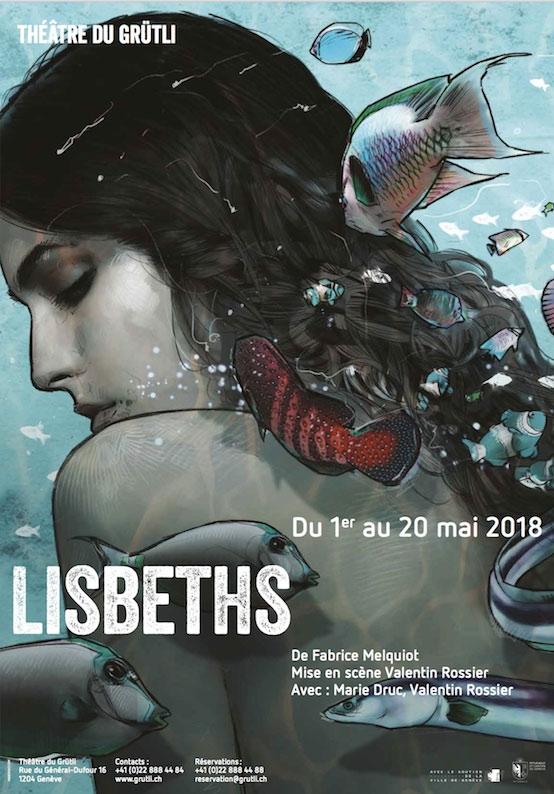 Théâtre du Grütli - Rue du Général-Dufour 16, 1204 Genève, Du 1° au 20/5/2018