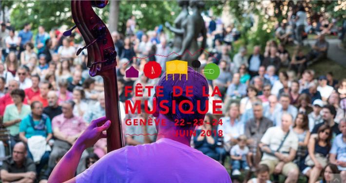 en ville - Genève, Du 22 au 24/6/2018