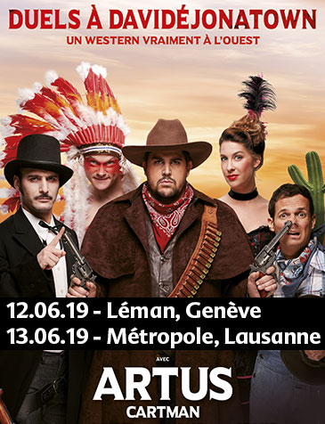 Salle Métropole - Rue de Genève 12, Lausanne, Jeudi 13 juin 2019