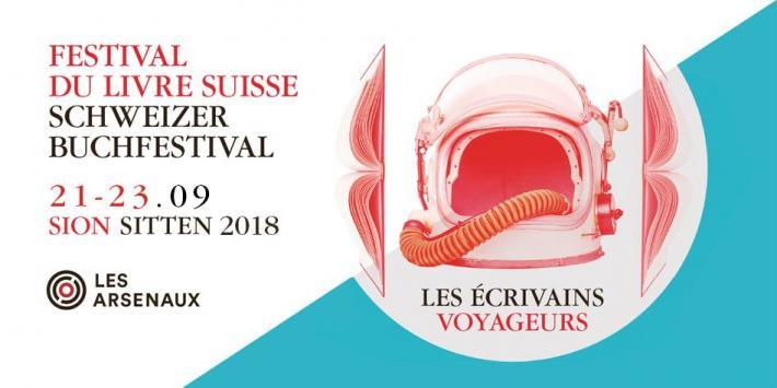 Médiathèque Valais - Sion, Du 21 au 23/9/2018