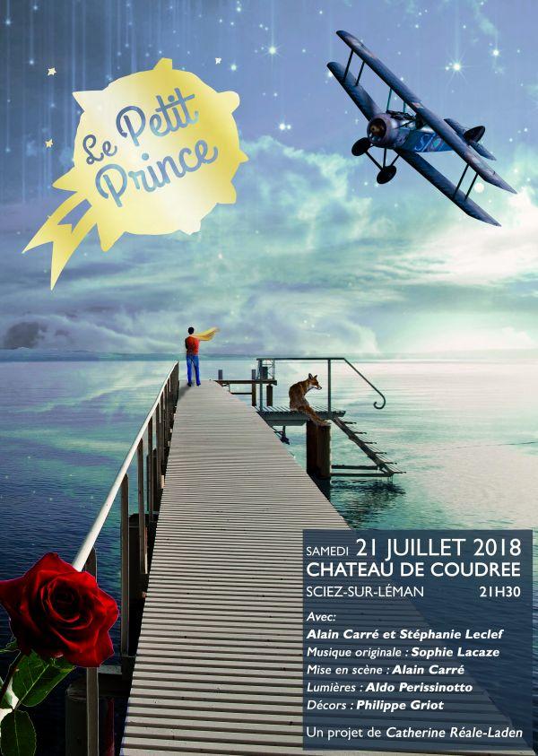Chateau de Coudrée - 74140 Sciez-sur-Léman , Samedi 21 juillet 2018