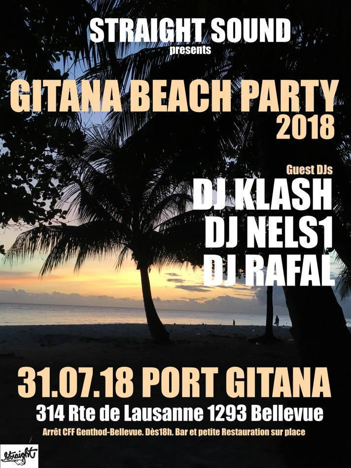 Port Gitana - Route de Lausanne 314, 1293 Bellevue, Mardi 31 juillet 2018