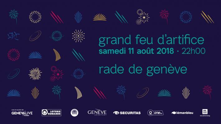 Rade de Genève - Genève, Samedi 11 août 2018