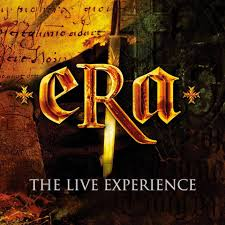 affiche ERA 'The Live Experience'