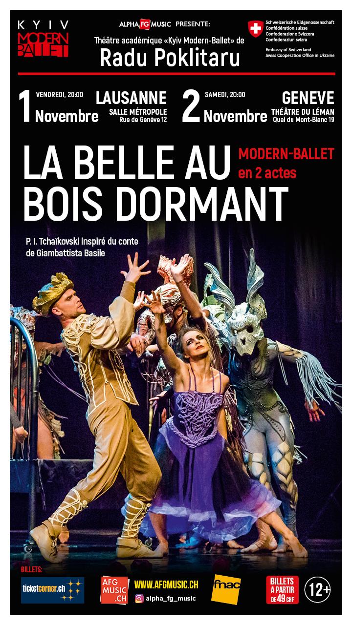 Théâtre du Léman - 19, quai du Mont-Blanc - Genève, Samedi 2 novembre 2019