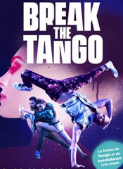 affiche « Break The Tango »