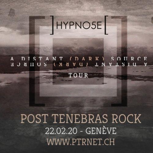 Post Tenebras Rock - L'Usine - place des volontaires 4 - 1204 Genève, Samedi 22 février 2020