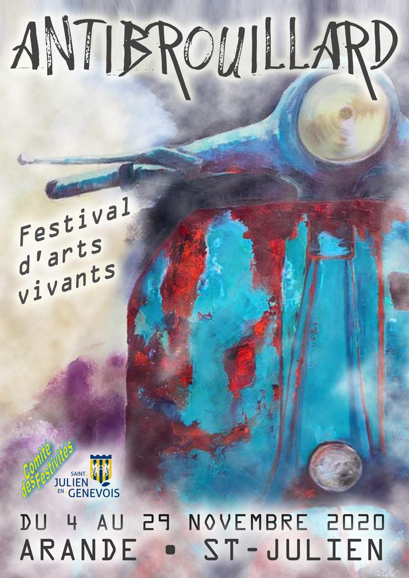 L'Arande - Saint Julien en Genevois, Du 4 au 29/11/2020
