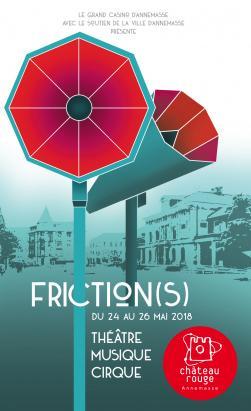 affiche Friction(s) 2018