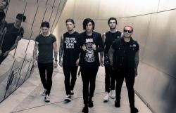 affiche Sleeping With Sirens