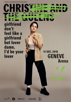 affiche CHRIStine and The Queens