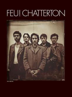 affiche Feu! Chatterton - L'Oiseleur Tour 2018