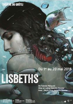 affiche Lisbeths