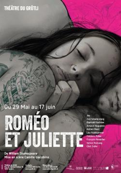 affiche Roméo et Juliette