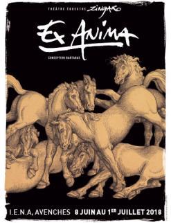 affiche Zingaro - Ex Anima