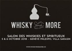 affiche Whisky and More