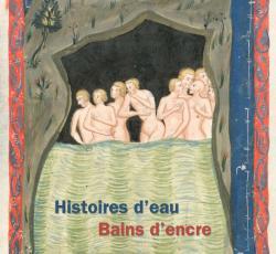 affiche Histoires d'eau - Bains d'encre