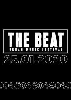 affiche The Beat #4 - Festival de musiques urbaines