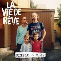 affiche Bigflo et Oli 'La Vie de Rêve'