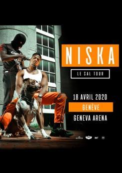 affiche NISKA
