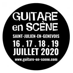 affiche 14ème Festival GUITARE EN SCÈNE