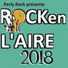 affiche Rock en l'Aire 2018 - The R'Cats