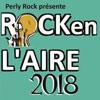 affiche Rock en l'Aire 2018 - Rollover