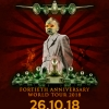 affiche Killing Joke 40th Anniversary World Tour 2018