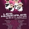 affiche Les Musicales - Morblus