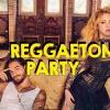 affiche Reggaeton Party