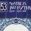 affiche 53ème MONTREUX JAZZ Festival