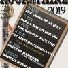 affiche Rock en l'Aire 2019 - The Boppin' Box