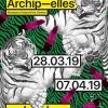 affiche Festival Archipel 2019