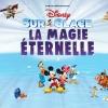 affiche Disney sur Glace