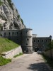 Entrée du Fort du Bas