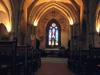 Le transept et le choeur