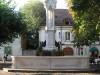 Fontaine, place du Temple