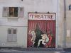 Entrée du théâtre, Grand Rue