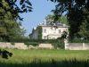 Le Château, vu de la route de Prévessin