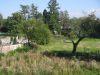 Un des champs en contre-bas du château, planté de vignes au XIXe siècle