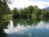 Le lac, côté Hippodrome