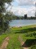 Le lac, côté Divonne